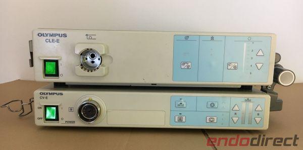 CV-E / CLE-E Videoprozessor / Lichtquelle