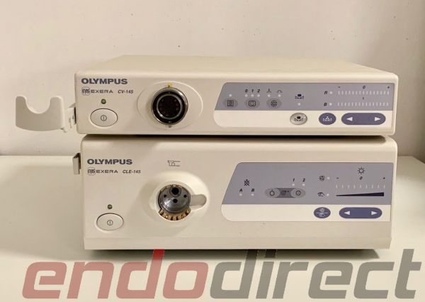 CV-145 / CLE-145 Videoprozessor / Lichtquelle