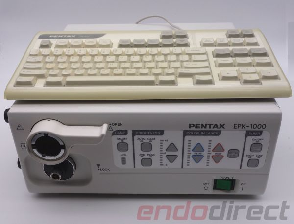 EPK-1000 Videoprozessor / Lichtquelle