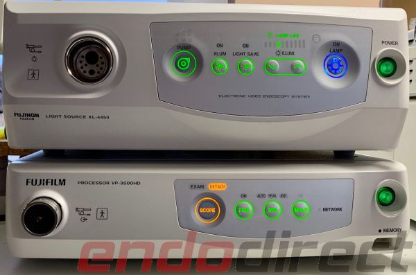 EPX-3500HD Videoprozessor / Lichtquelle