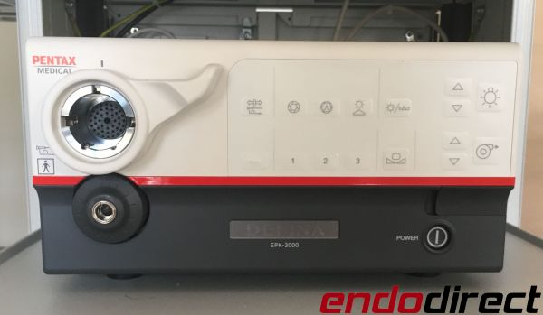 EPK-3000 Videoprozessor / Lichtquelle DEFINA